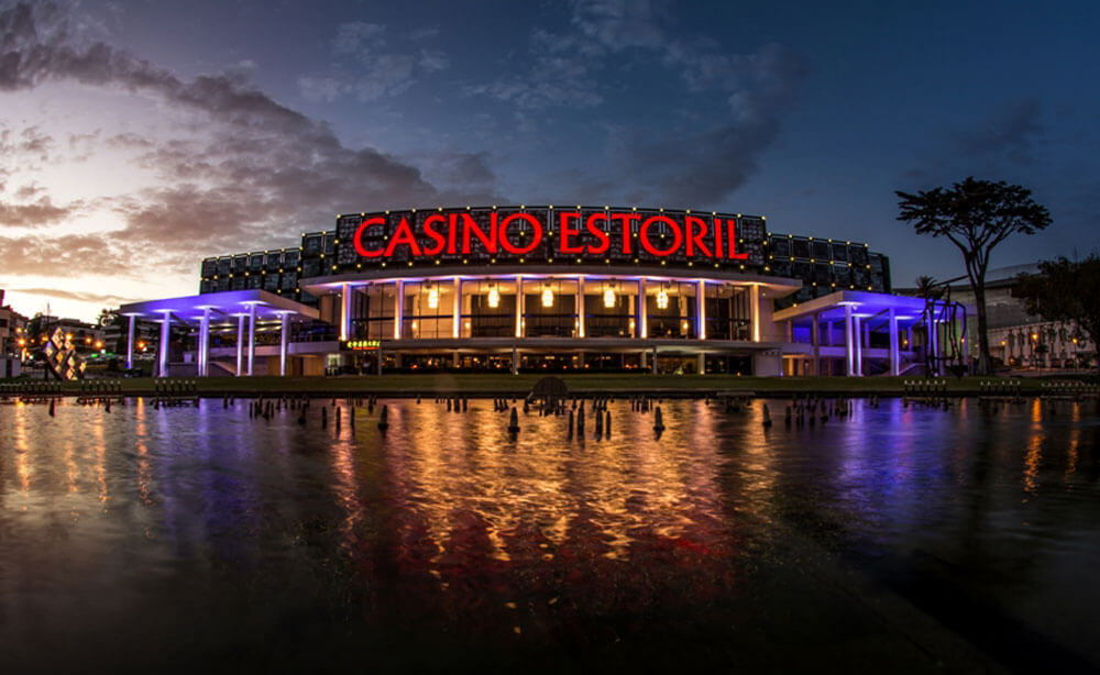 Casino Estoril, Lisbon, Portugal One of the best European casinos