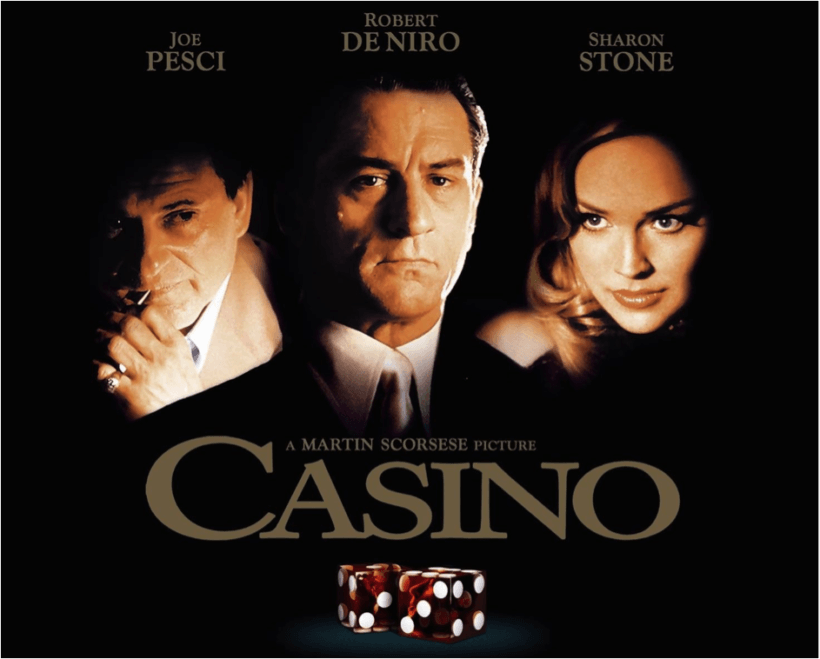 Martin Scorsese casino film