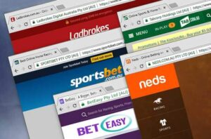 online casino pages