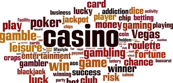 casino keywords
