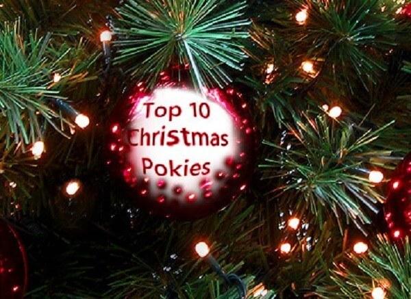top 10 christmas pokies