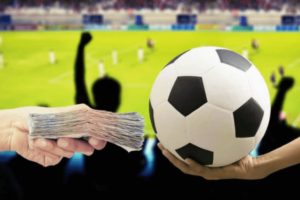 sports betting on soccer matches