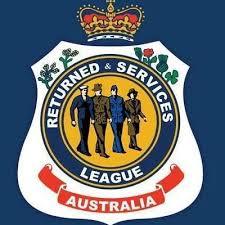 returned service league logo Austrilian pokies