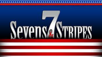 p7oz sevens and stripes RTG CASINOS