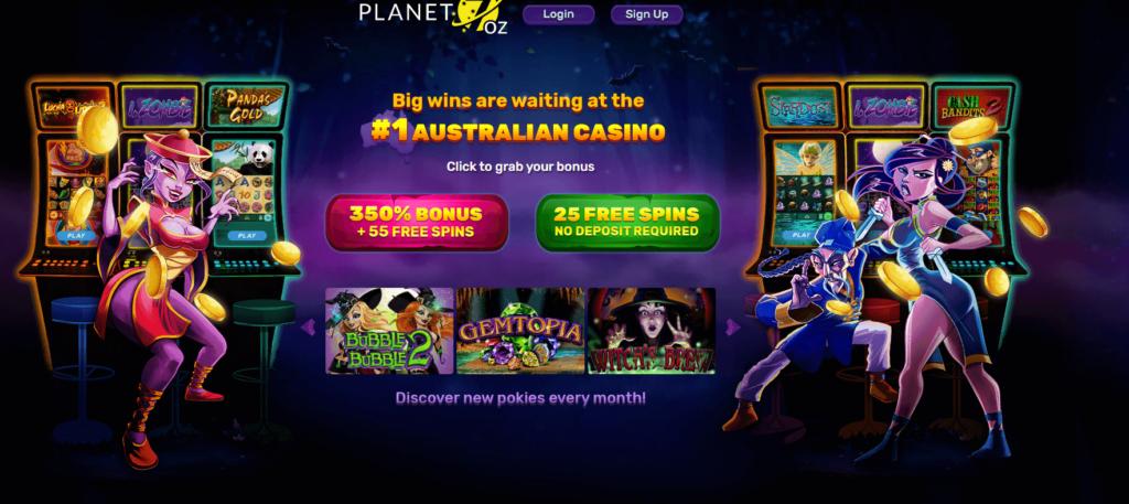 Realtime gaming casino bonus