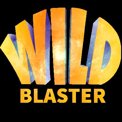 wild blaster casino logo