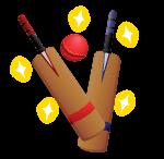 Cricket 350x150 Cricket Betting Sites