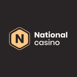 National Casino Logo Review