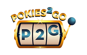 Pokies 2 go casino logo