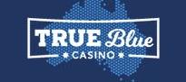 true blue logo Casinos Accepting Debit or Credit Cards