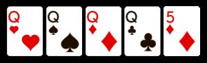 4 of a kind Online Video Poker