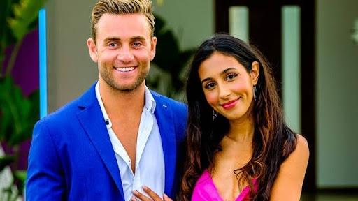 Amelia and Josh series 1 love island