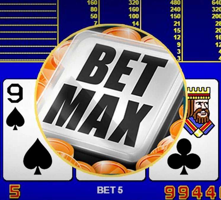 bet Online Video Poker