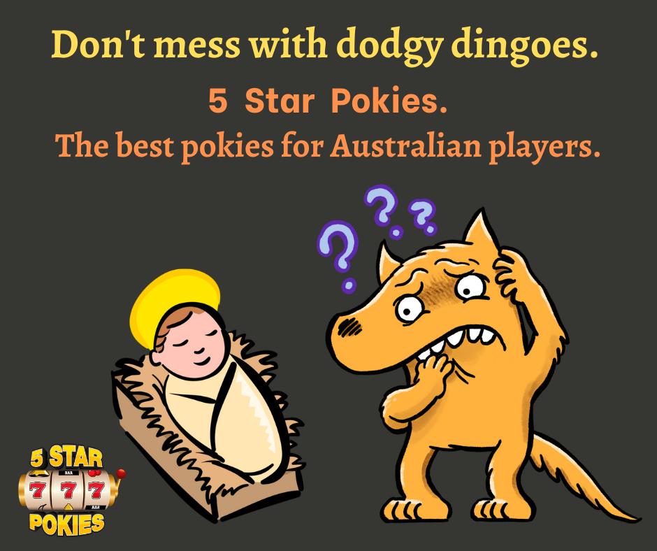 dodgy dingoes Australian Casino complaints