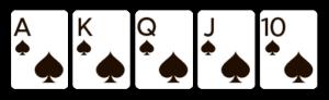 royal flush Online Video Poker