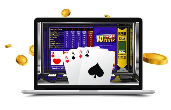 full paying video poker