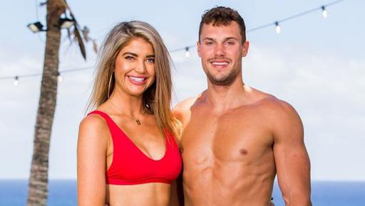 Anna and Josh winners of season 2 love island instagram followers