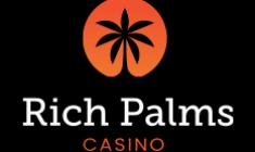 Rich palm casino logo